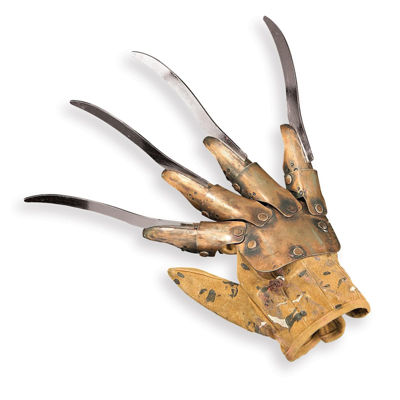 Deluxe Freddy Metal Glove - One Size