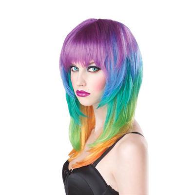 Kaleidoscope Adult Wig