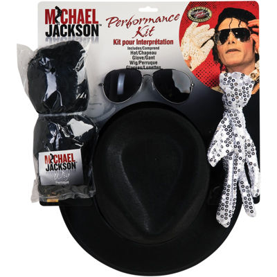 Michael Jackson Performance (Adult) Accessory Kit