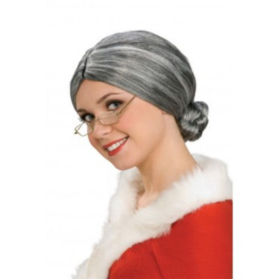 Old Lady Deluxe Womens Dress Up Accessory