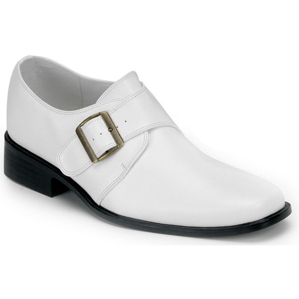 Loafer (White) Adult Shoes - M (10 - 11)