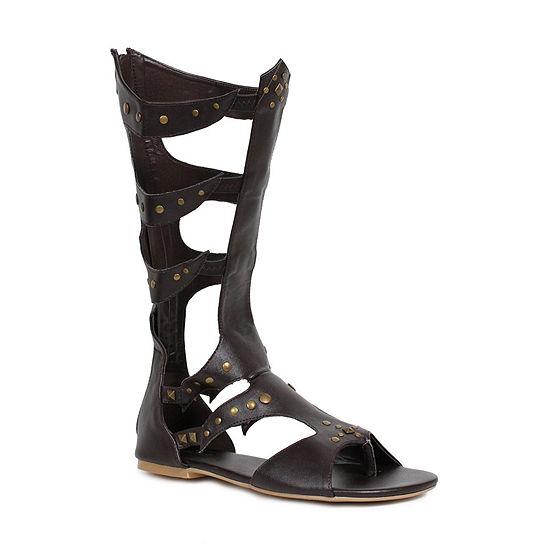 Roman Brown Adult Sandals
