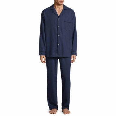 Stafford® Flannel Pajama Set - Men's