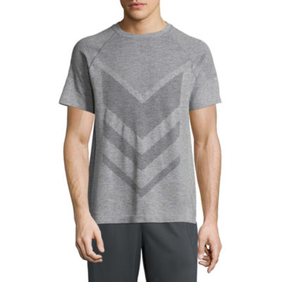 Xersion Seamless Short Sleeve Crew Neck T-Shirt
