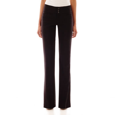 Hollywould Womens Bootcut Trouser-Juniors