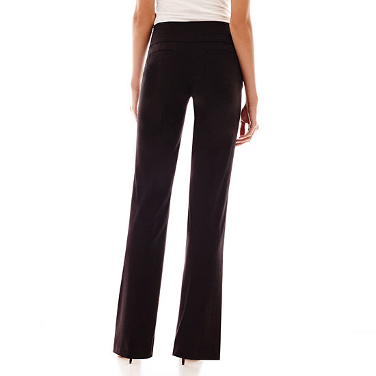 Hollywould Perfect Fit Waistband Three Button Pants Jcpenney