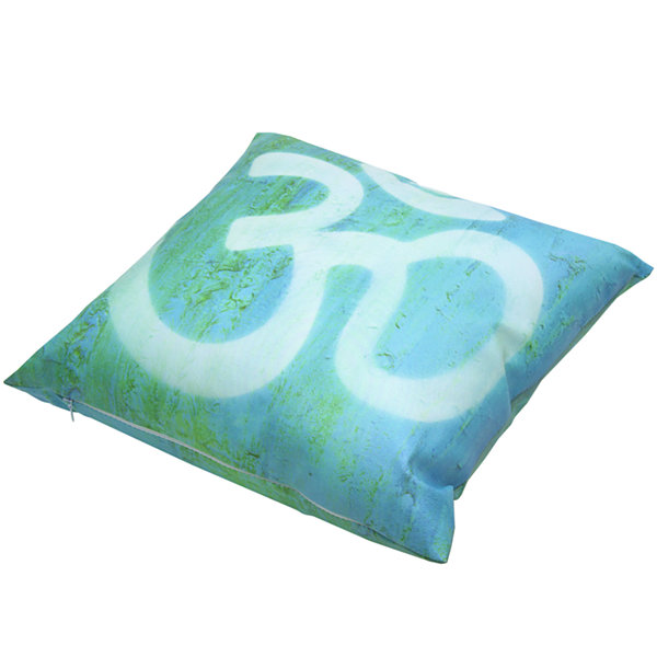 Oriental Furniture Om Throw Pillow