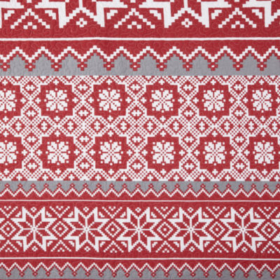 North Pole Trading Company Holiday 3-pc. Quilt