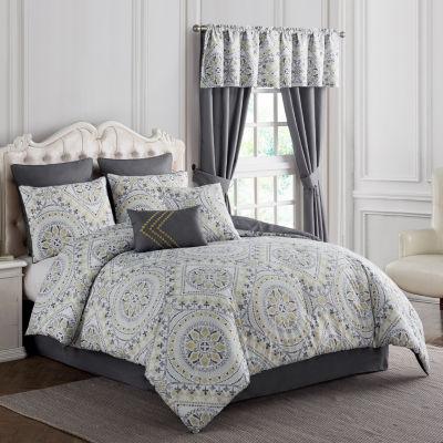 Malaga 8pc Comforter Set