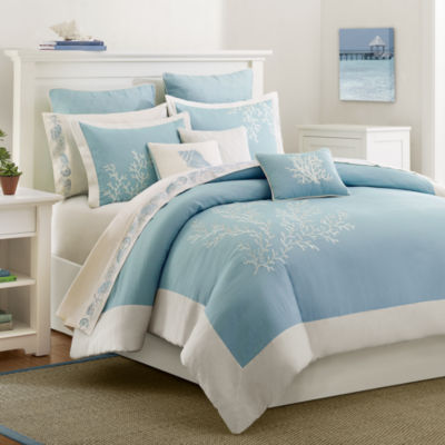 Harbor House Coastline Jacquard Comforter Set