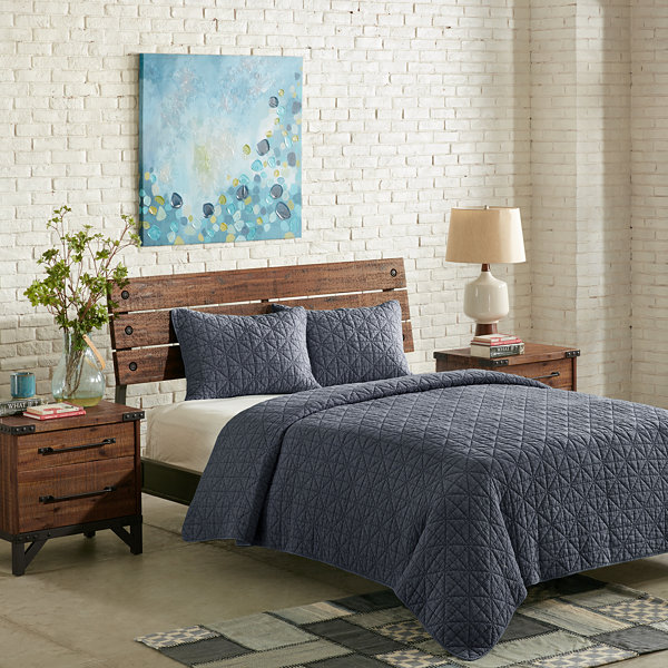 INK+IVY Morris 3-pc. Coverlet Set