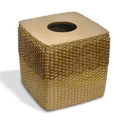 Popular Bath Chateau Tissue Box Cover