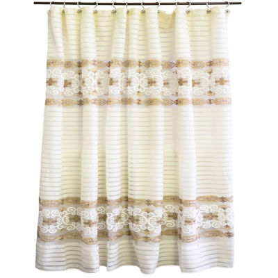 Popular Bath Savoy Shower Curtain