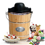 Elite Gourmet Ice Cream Maker