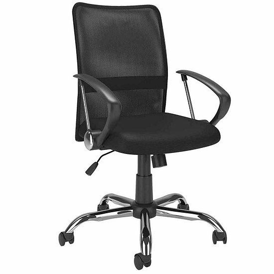 Workspace Contoured Mesh Back Office Chair