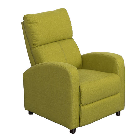 Moor Linen Fabric Recliner