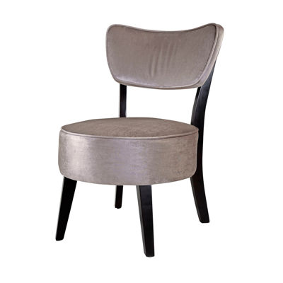 Antonio Velvet Club Chair