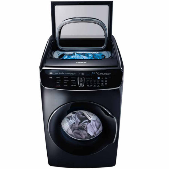 Samsung ENERGY STAR® Smart Wi-Fi Enabled 6.0 cu. ft. Total Capacity FlexWash™ Washer