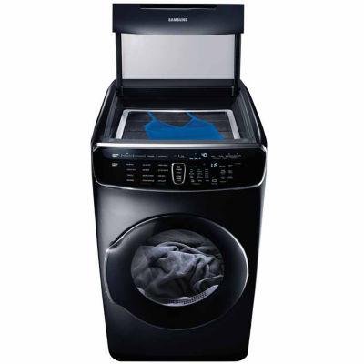 Samsung ENERGY STAR® 7.5 cu. ft. Capacity FlexDry™ Gas Dryer