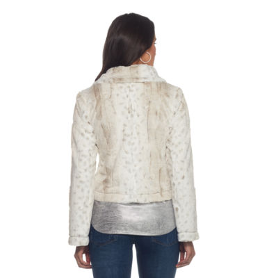 Skyes The Limit St. Moritz Faux Fur Jacket- Plus