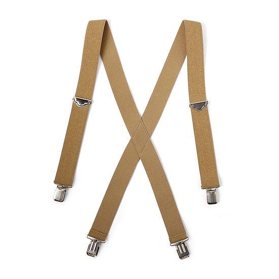 Dockers® Men's X-Back Suspenders with Adjustable Straps