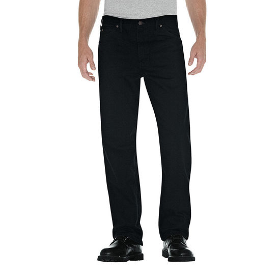 Dickies® 13293 Relaxed-Fit Straight-Leg 5-Pocket Jeans