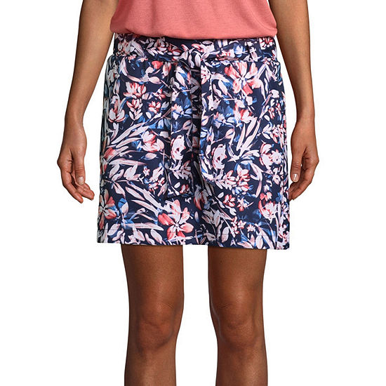 St Johns Bay Active Womens Mid Rise Skort
