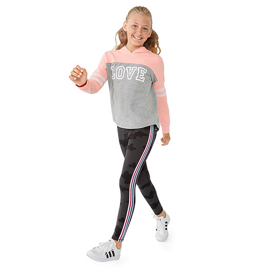 Xersion Girls Hoodie Legging