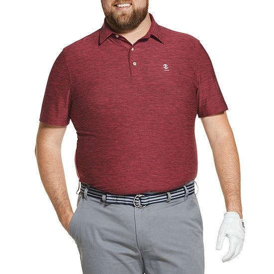 IZOD Big and Tall Golf Title Holder Polo Shirt