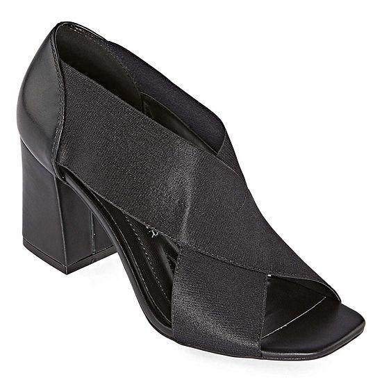 Andrew Geller Womens Cece Heeled Sandals
