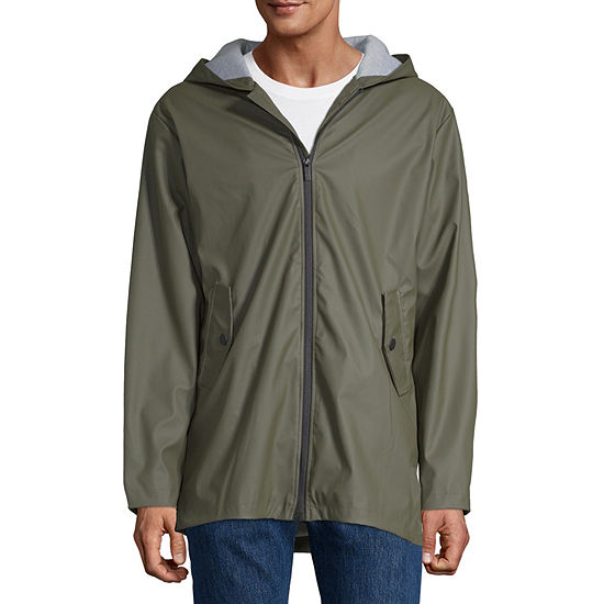 Cherokee Hooded Lightweight Raincoat