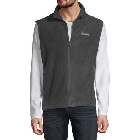 Columbia Steens Mountain Vest, Large , Gray