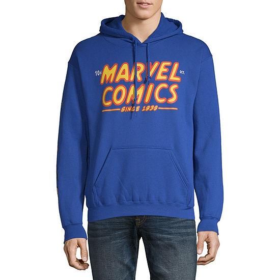Mens Marvel Graphic Hoodie