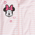 Disney Collection Little & Big Girls Minnie Mouse Swimsuit Cover-Up Dress