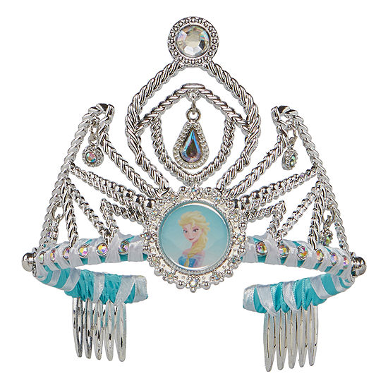 Disney Collection Elsa Tiara - Girls One Size