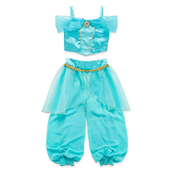 032c6168ec79 Disney Collection Jasmine Costume Girls 2 10 JCPenney