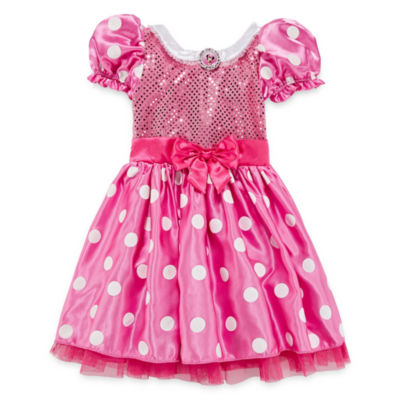 Disney Collection Minnie Mouse Costume - Girls 2-8