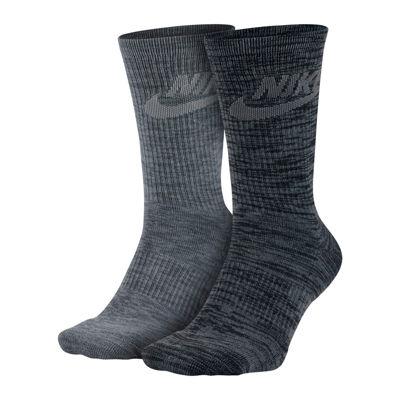 Nike® 2-pk. Sportswear Advance Crew Socks