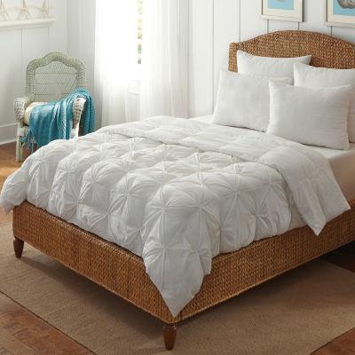 Rio Home Fashions Tufted Down Alternative Comforter