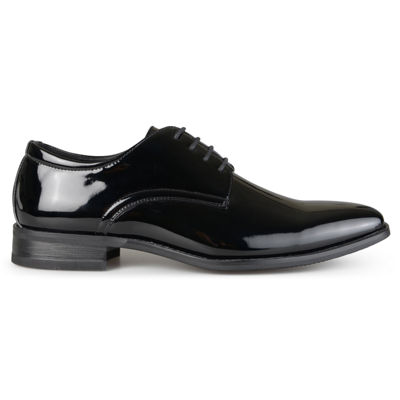 Vance Co Mens Cole Oxford Shoes Lace-up Square Toe