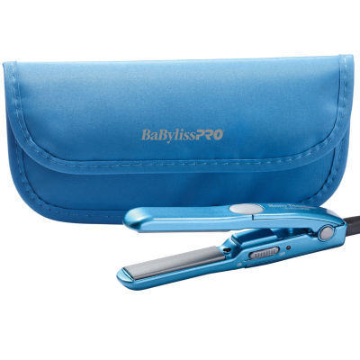 BaByliss Pro Mini Straightening Iron with Tote