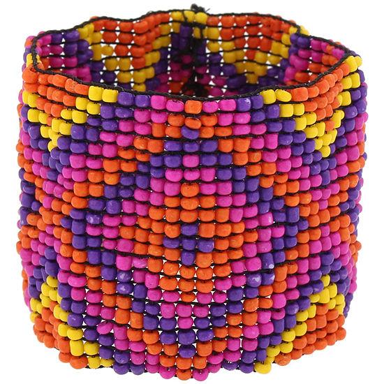 Decree Beaded Bracelet