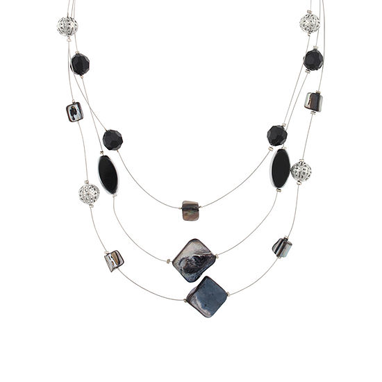 Mixit 16 Inch Strand Necklace