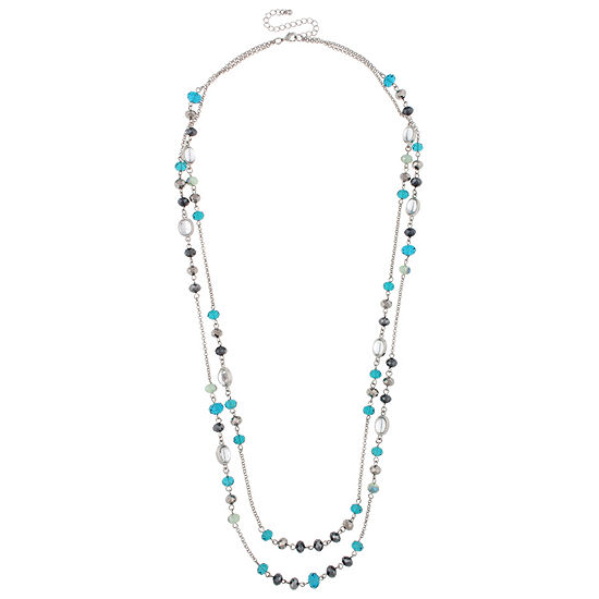 Mixit 20 Inch Strand Necklace