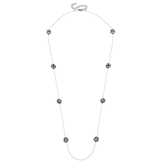 Bold Elements 18 Inch Pendant Necklace