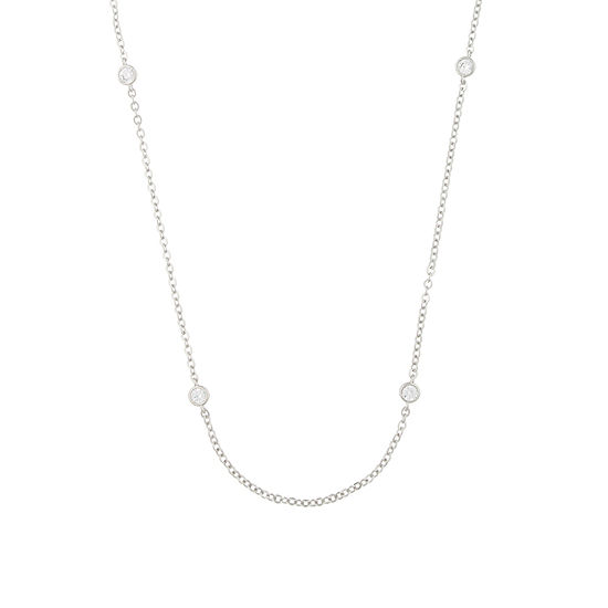 Bold Elements 20 Inch Cable Pendant Necklace