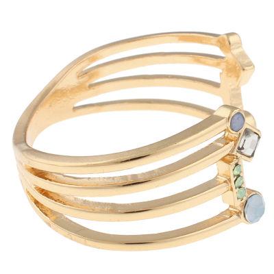 Bold Elements Womens Gray Stretch Bracelet