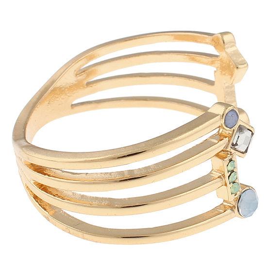 Bold Elements Gray Stretch Bracelet