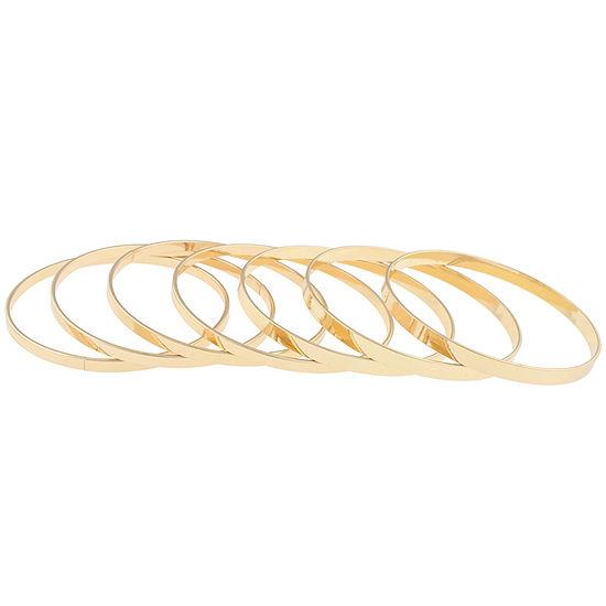 Bold Elements 7-pc. Stretch Bracelet