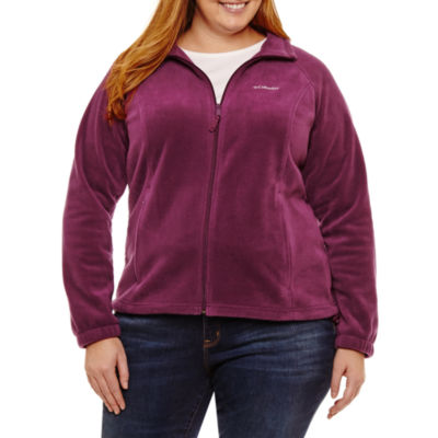 Columbia Lightweight Fleece Jacket-Plus